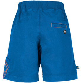 E9 B Doblone Shorts Kids cobalt-blue